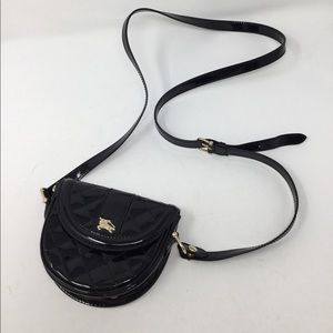 BURBERRY QUILTED CROSSBODY BAG